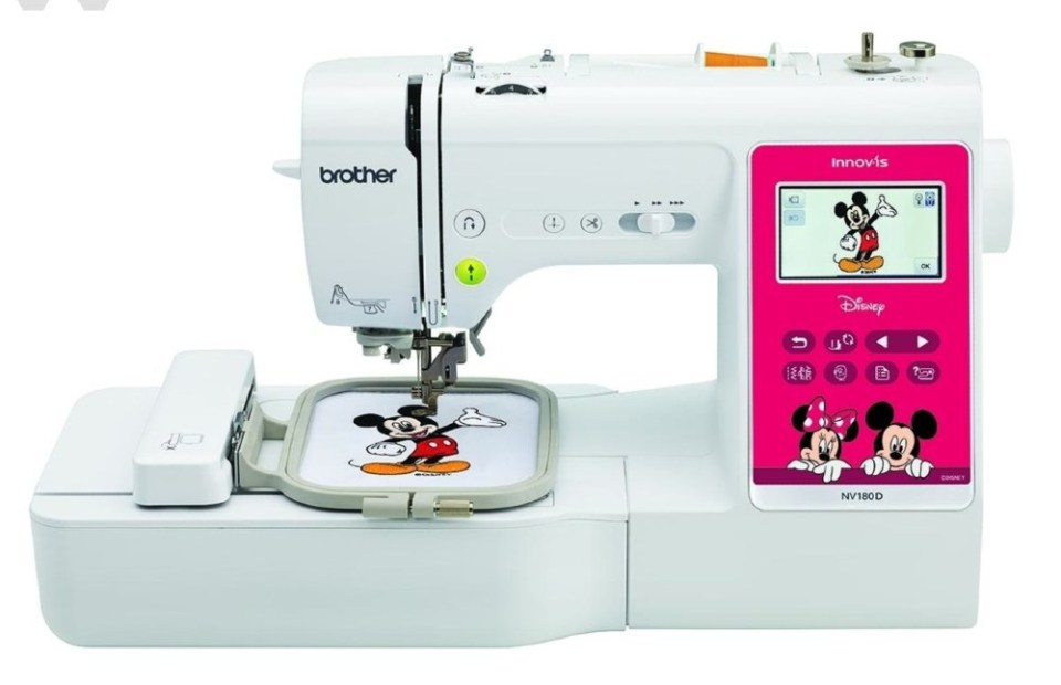Brother NV180D 3-in-1 Sewing Machine Malaysia