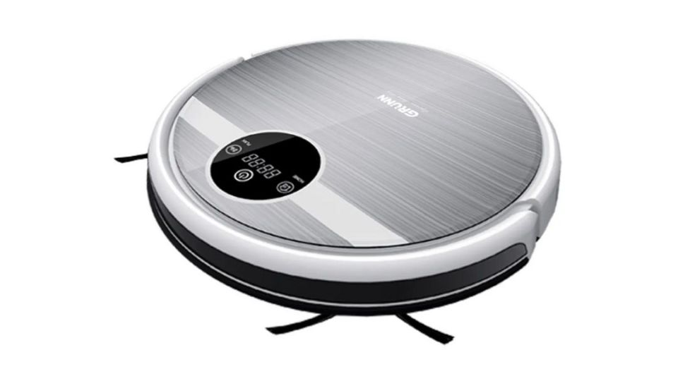 Grunn Robotic Vacuum Cleaner i7