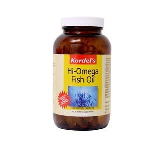 Kordels Hi-Omega Fish Oil Malaysia