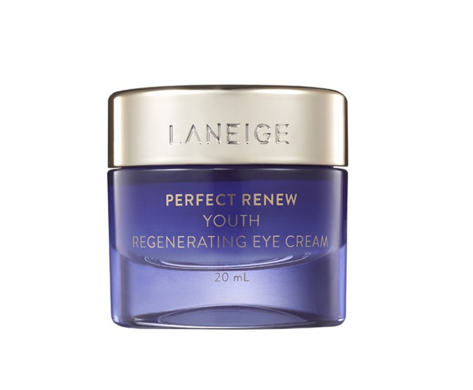Laneige Perfect Renew Youth Regenerating Eye Cream Malaysia