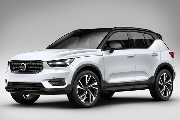 Volvo XC40 Best SUV Cars in Singapore