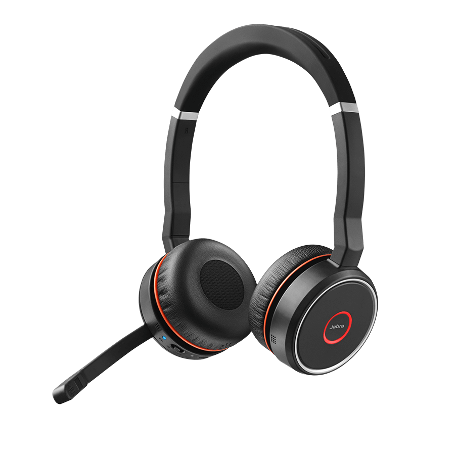 Jabra Evolve 75 UC Best Wireless Headphones Singapore