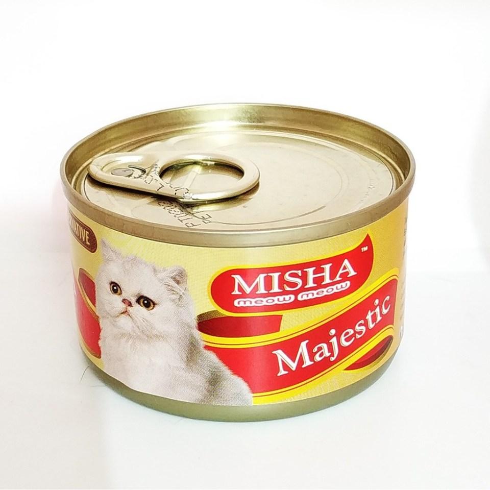 MISHA Wet Cat Food - Tuna