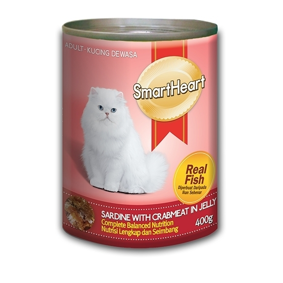SmartHeart Cat Wet Food