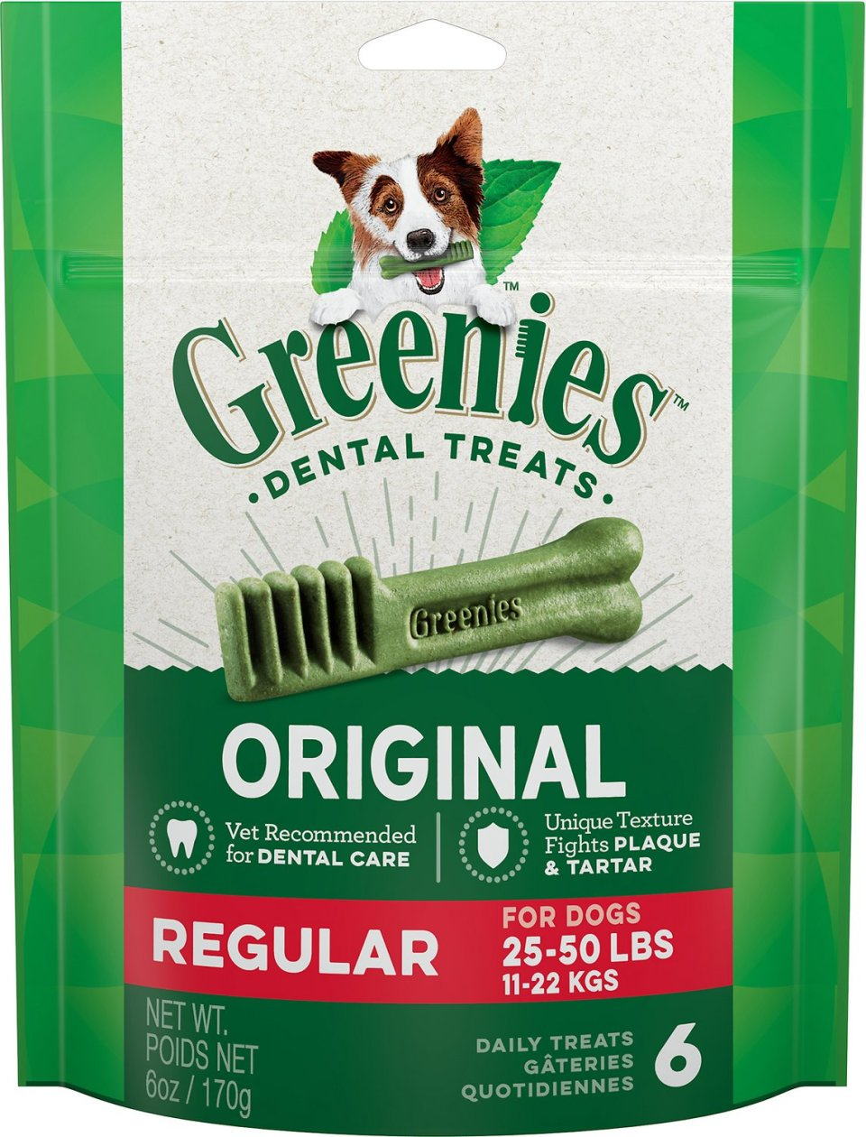 Greenies Dog Care Regular