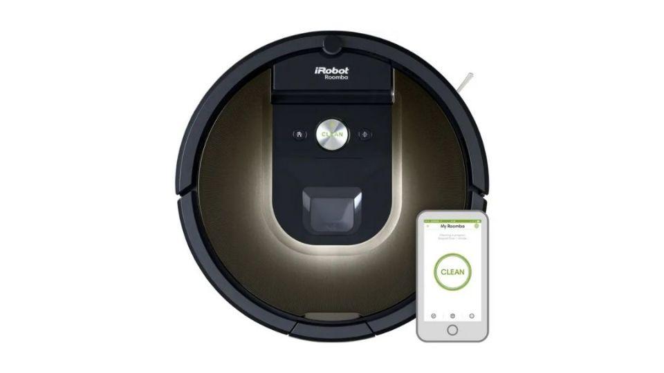 iRobot® Roomba® 980 vacuum cleaner