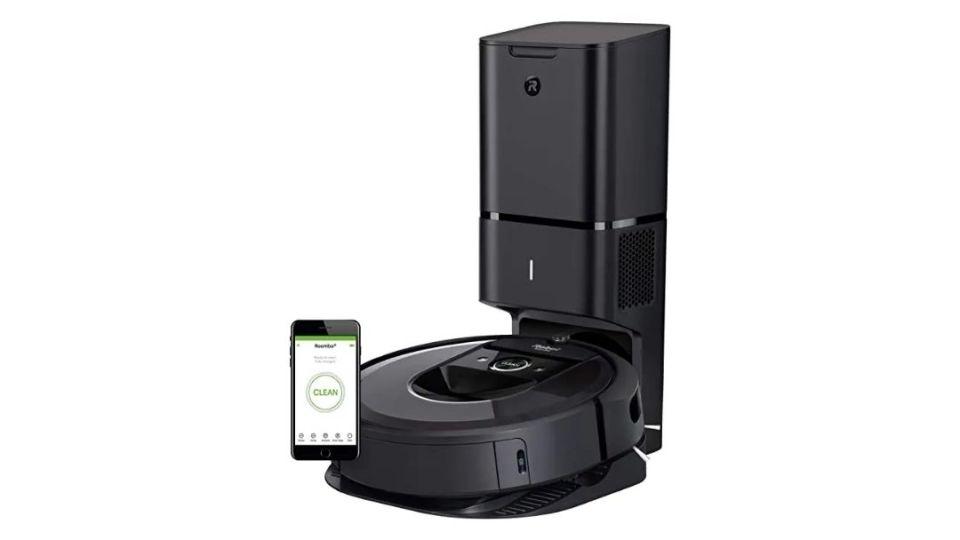robot vacuum cleaner singapore iRobot® Roomba ® i7+