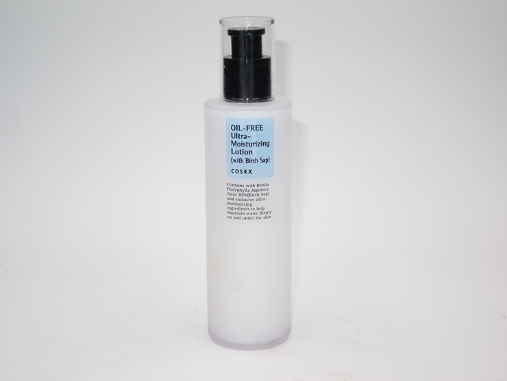 Cosrx Oil-Free Ultra-Moisturizing Lotionbest moisturizers for oily skin Malaysia