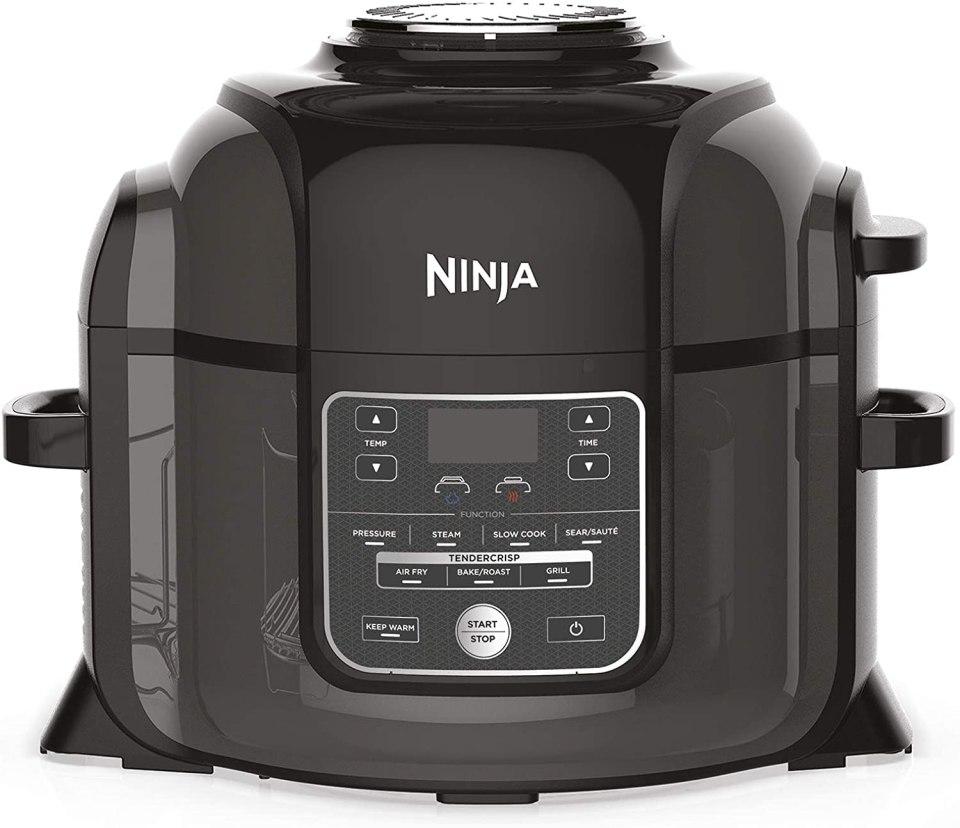 Ninja Foodi Multi-Cooker and Air Fryer OP300 Best Air Fryers Singapore