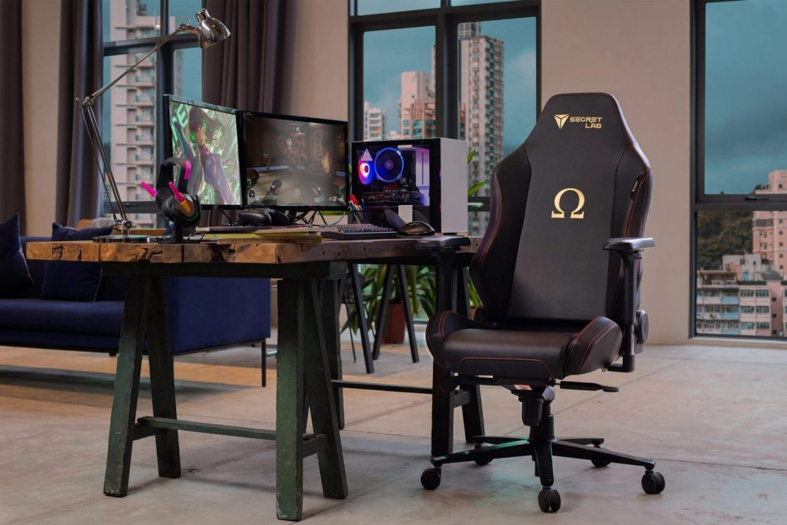 Best Secretlab Chairs in Singapore for Stunning Designs