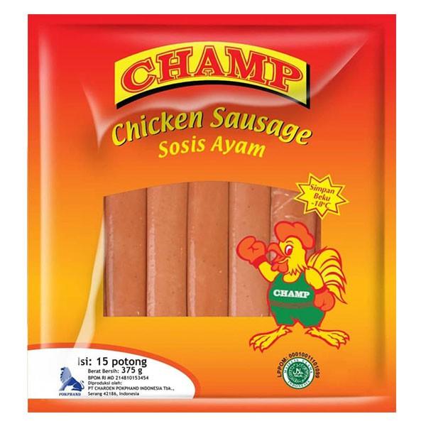 Champ Sosis Ayam frozen food terbaik