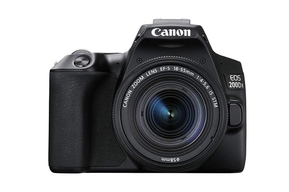 Canon EOS 200D Mark II Best DSLR Cameras Singapore