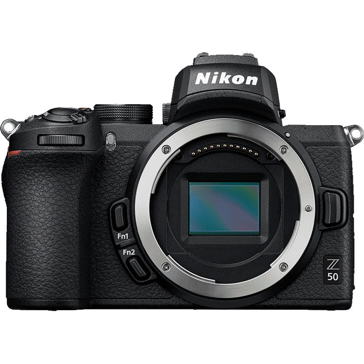 Nikon Z50 Best Mirrorless Cameras in Singapore