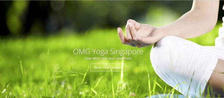 OMG Yoga Singapore Best Baby Massage Singapore