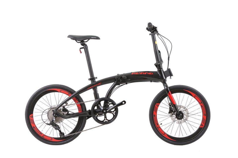 Sepeda Lipat Avand Chester IX Terbaik