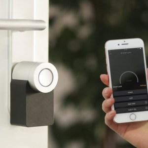 smart door lock terbaik 2021