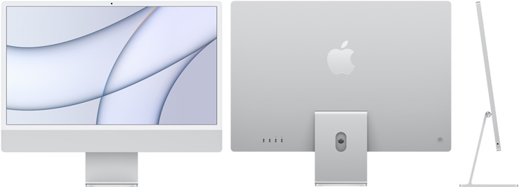 Apple iMac M1 24-inch computer desktop