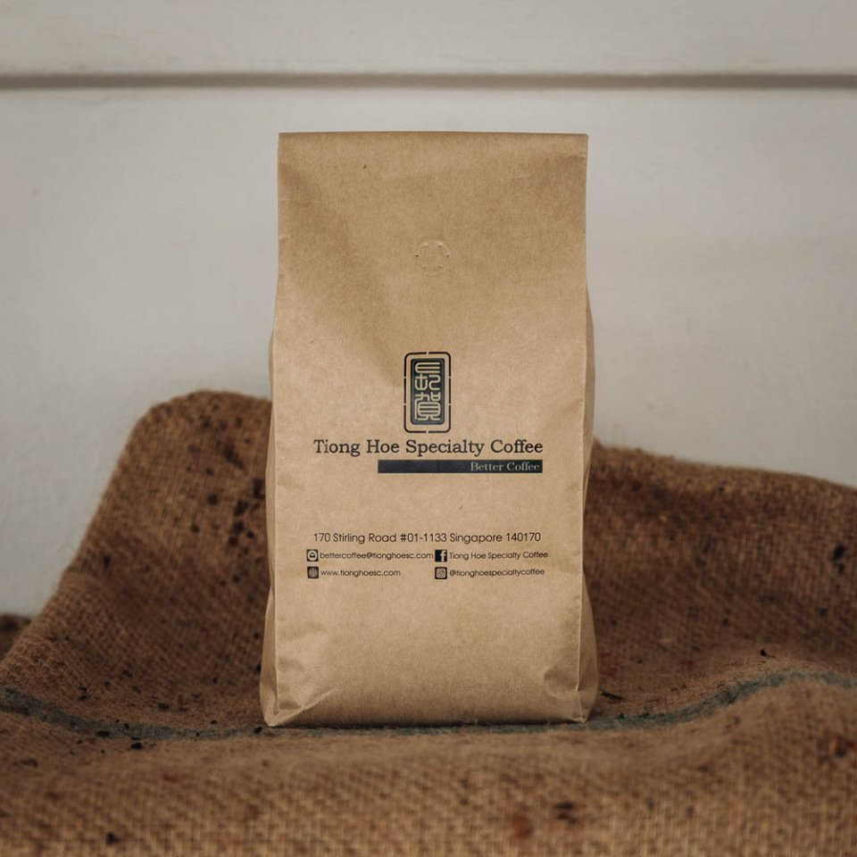 tiong hoe coffee subscription singapore