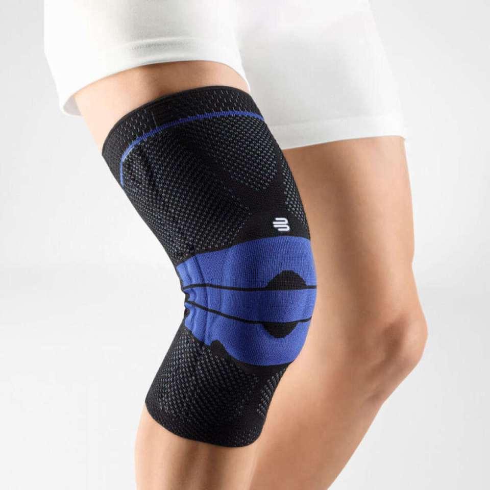 Bauerfeind GenuTrain Knee Support for Runner & Jumper's Knee