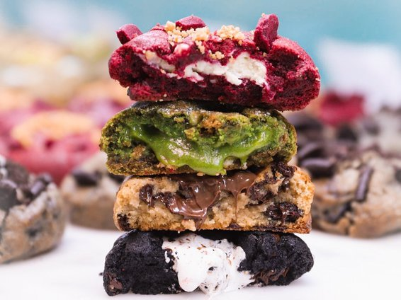 Best Cookie Shops in Singapore