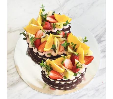 Bloomsbury Bakers customised cake