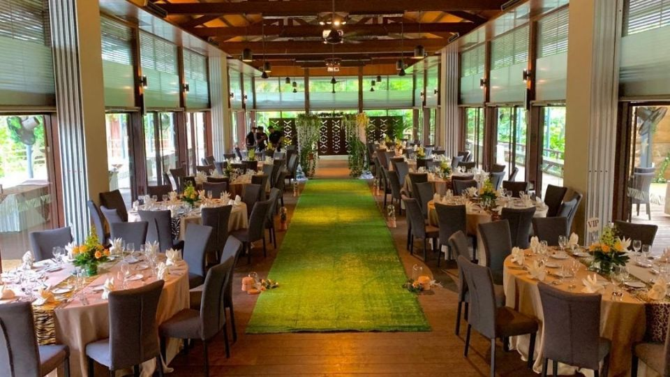 Forest Lodge at Singapore Zoo