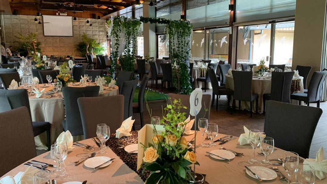 Forest Lodge at Singapore Zoo_wedding venues