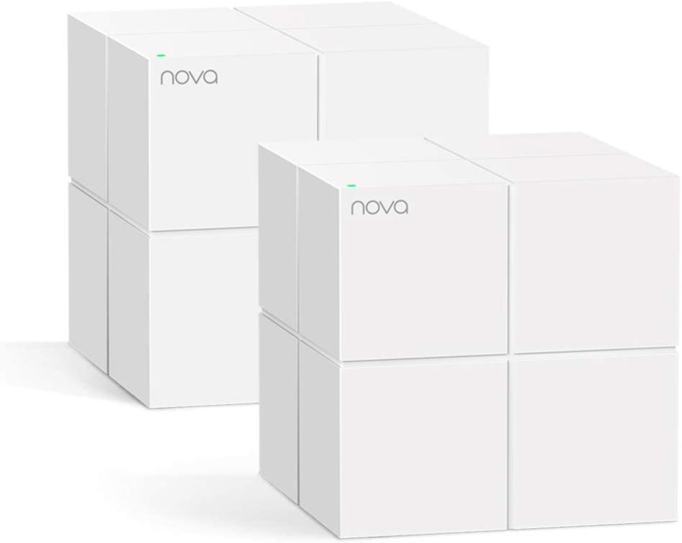 Tenda Nova MW6 AC1200 Mesh WiFi Router System