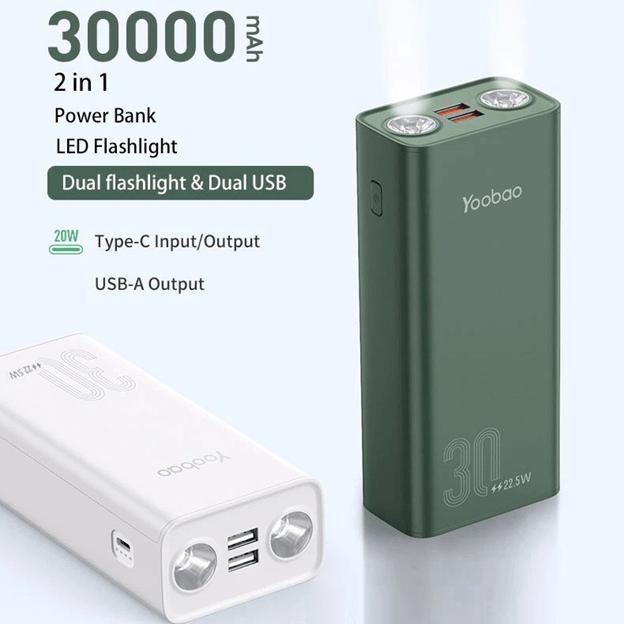 yoobao h3 power banks philippines