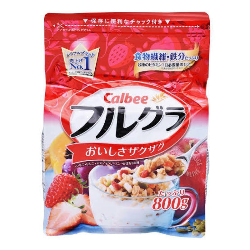 Calbee Granola Breakfast Cereal