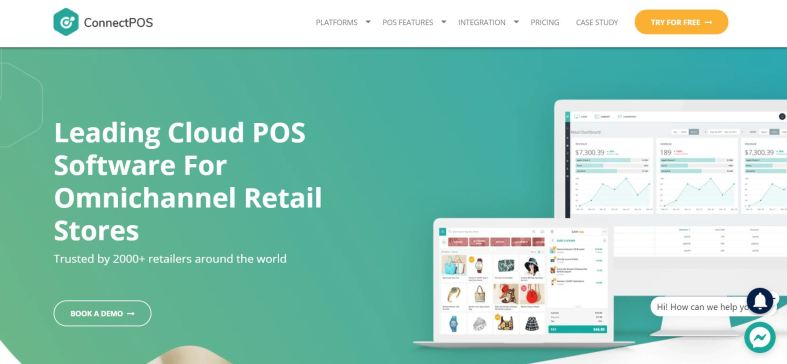 Connect POS Best POS System Singapore