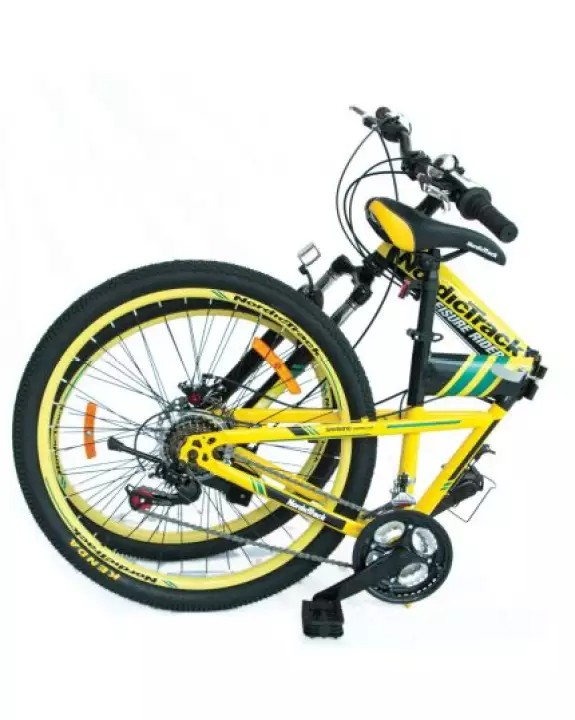 Fitness Concept Nordictrack Folding Bike Malaysia