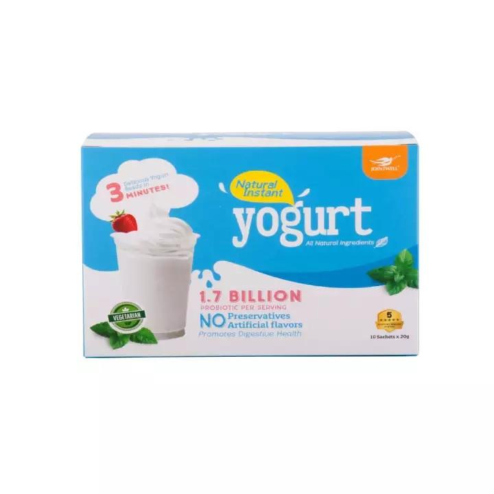 Jointwell Natural Instant Yogurt Drinks