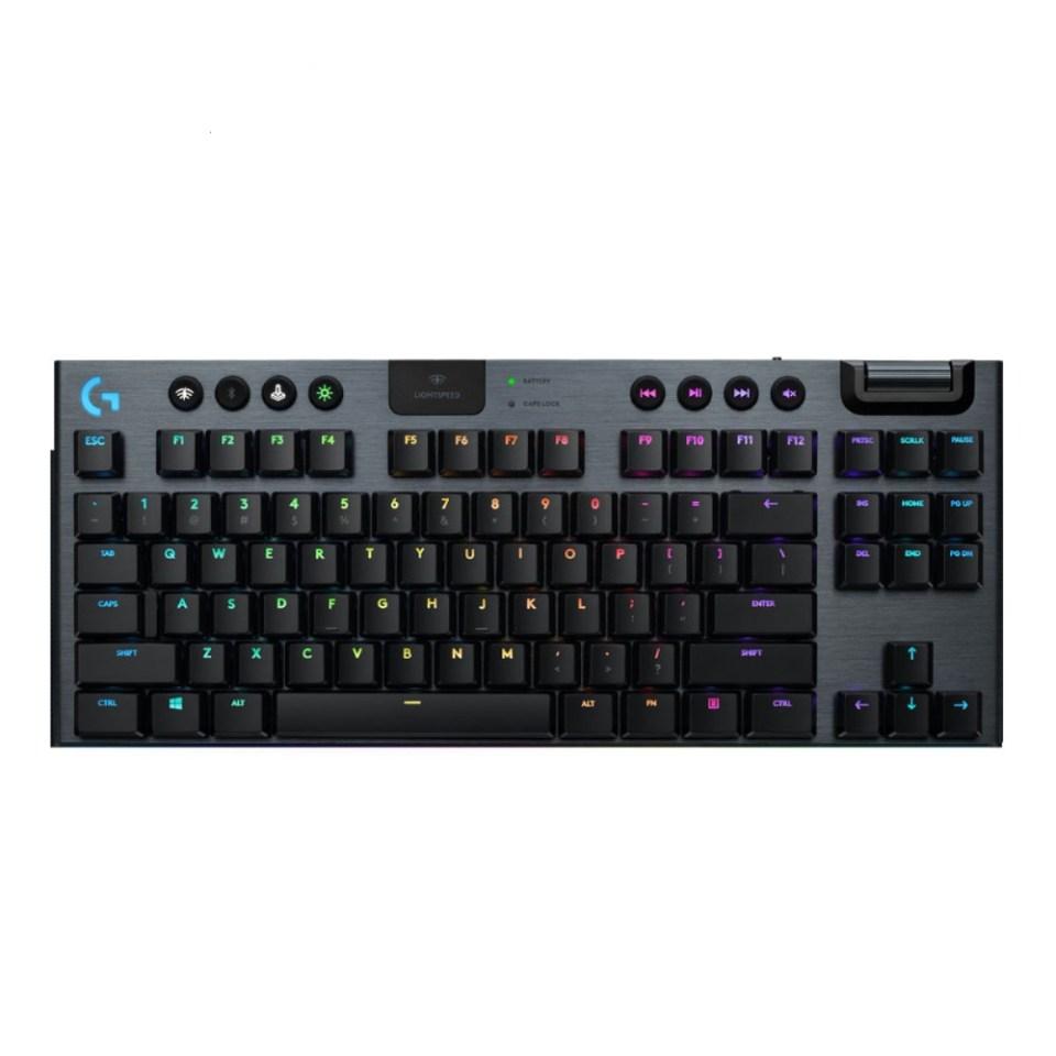 Logitech G913 TKL Lightspeed Wireless Keyboard Malaysia (1)