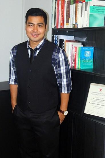 Mr Muhammad Haikal Bin Jamil