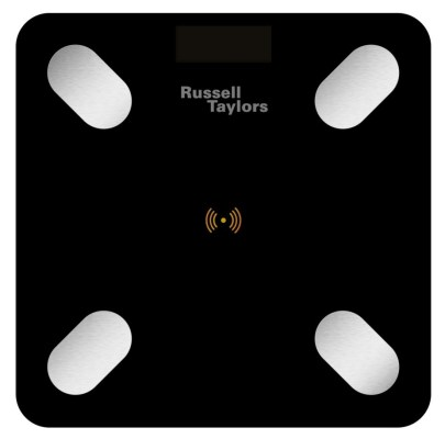 Russell Taylors Bluetooth weighing scales