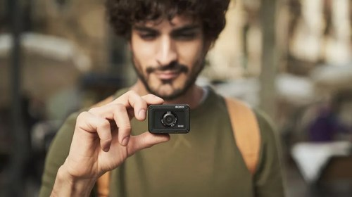 Sony RX0 II action video camera singapore