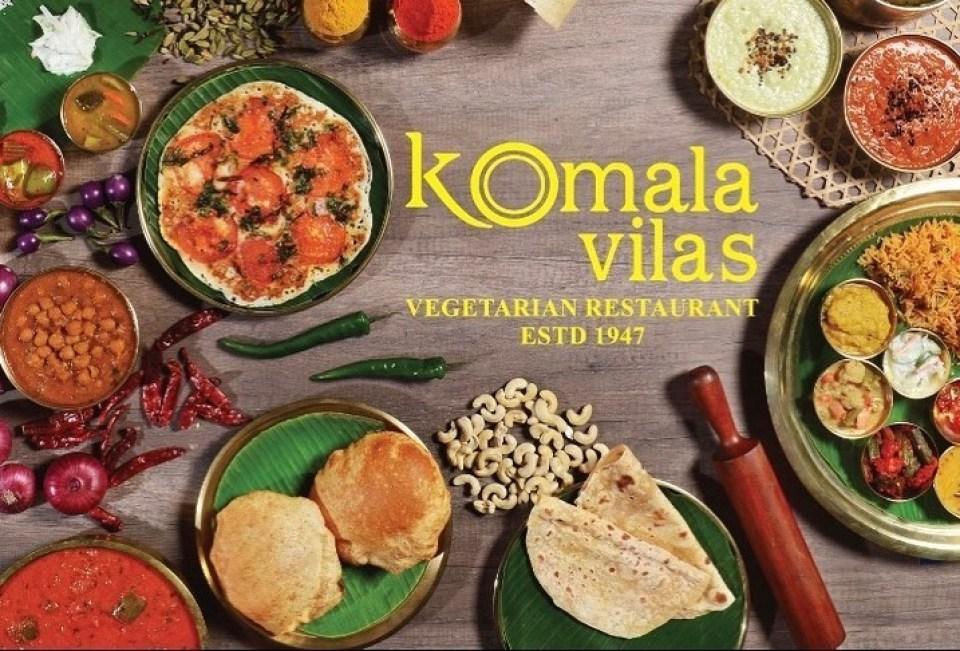 komala vilas best indian restaurants singapore