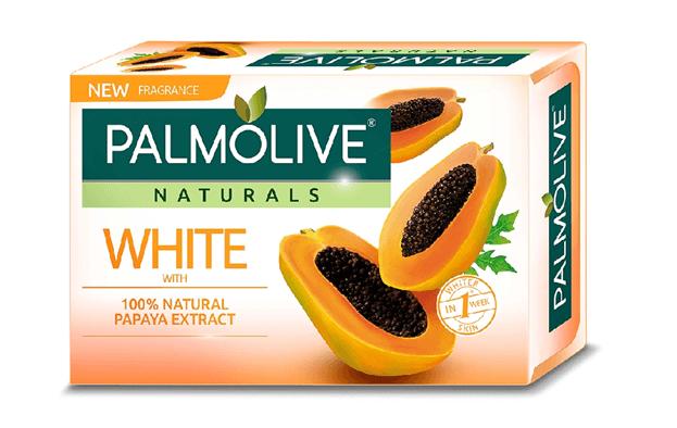 palmolive naturals white with papaya extract