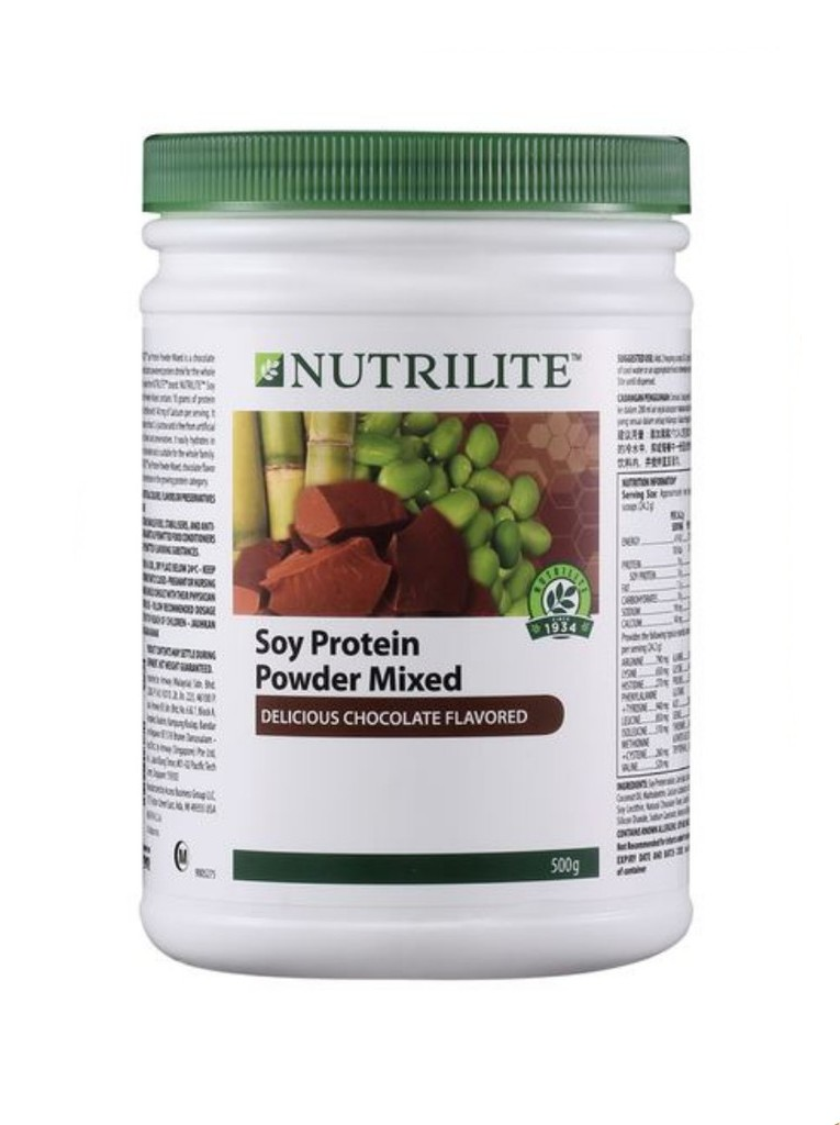 Amway Nutrilite Soy Protein Drink Mix