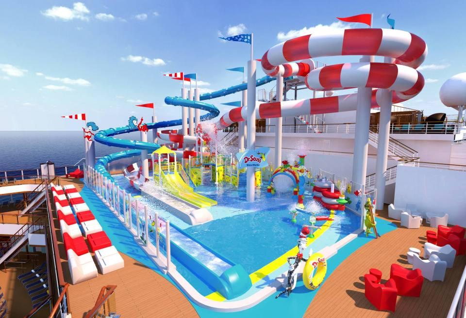 Carnival Horizon cruises