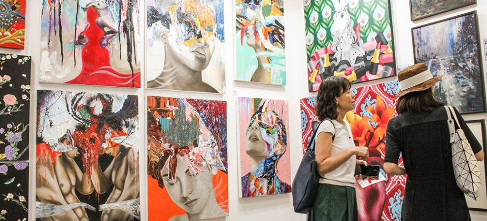 Affordable Art Fair Best Places to Buy Art in Singapore