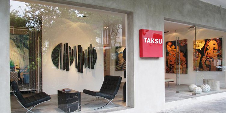 Taksu Gallery Best Places to Buy Art in Singapore