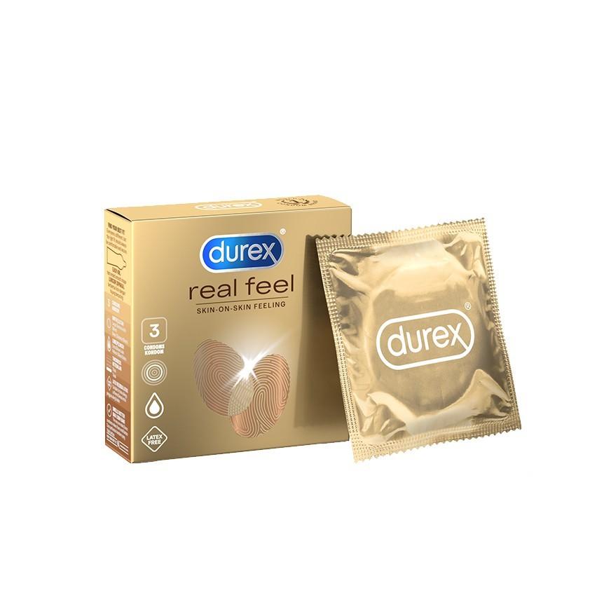 Durex Condom Real Feel