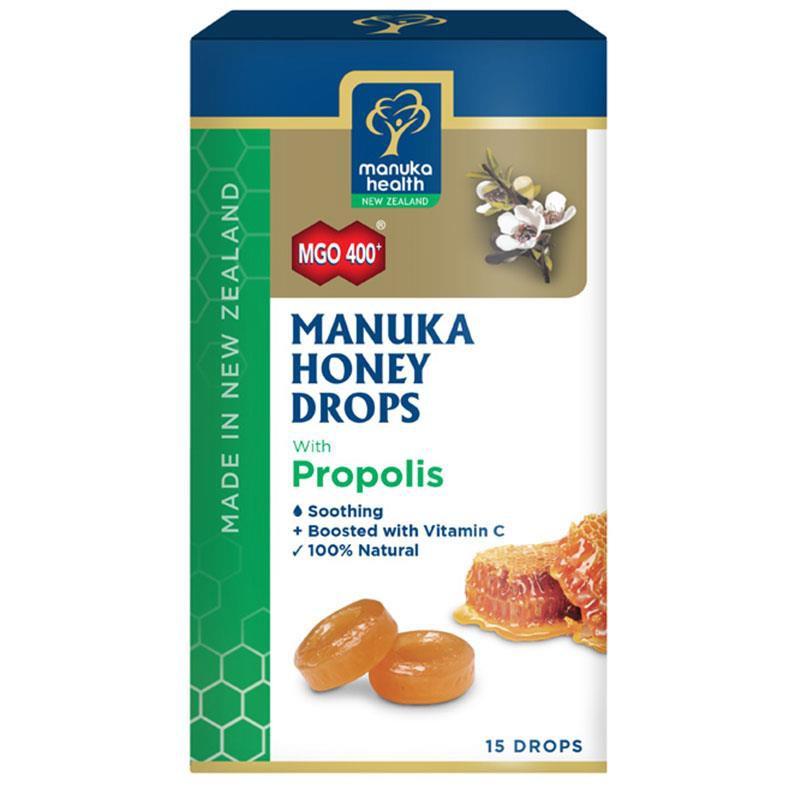 Manuka Health Drops with Propolis