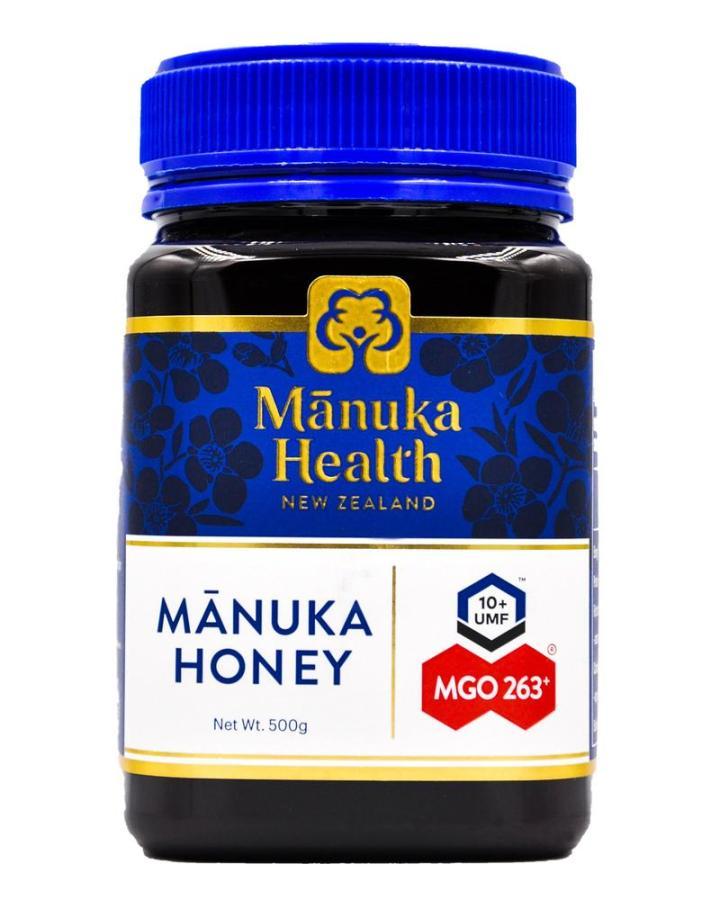 Manuka Health Manuka Honey - MGO 263+Best Manuka Honey Malaysia