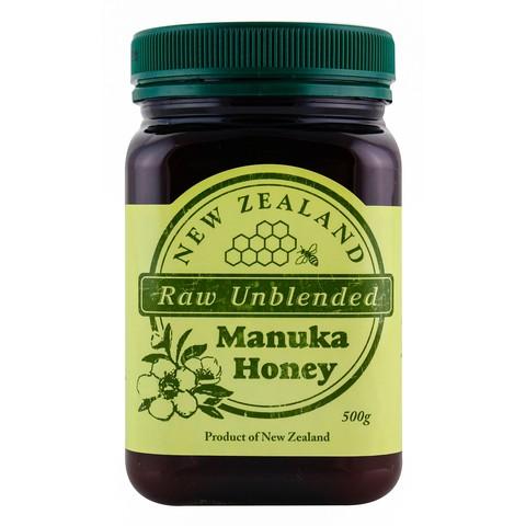 New Zealand Raw UnblendedBest Manuka Honey Malaysia