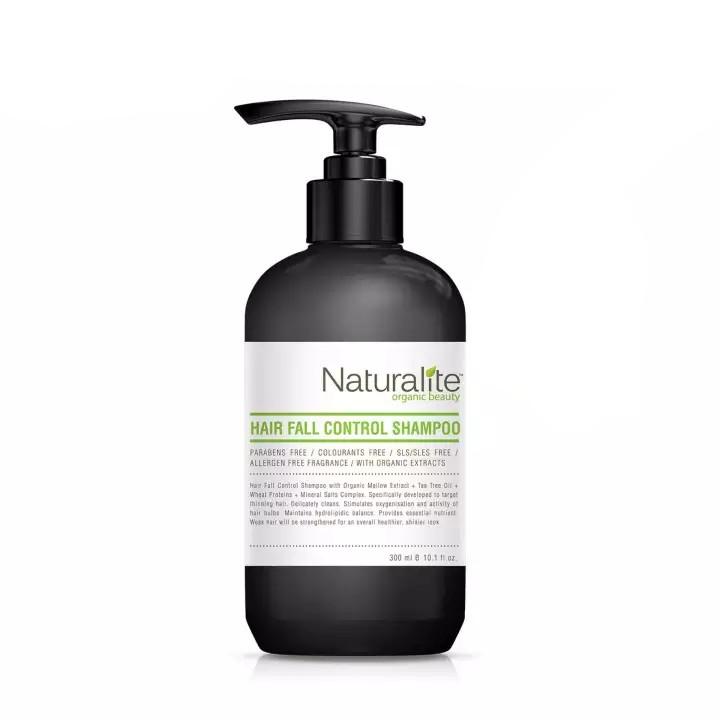Naturalite Organic Beauty Hair Fall Control Shampoo