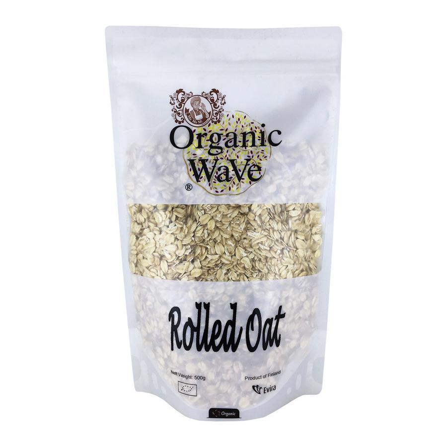 Organic Wave Organic Rolled Oat