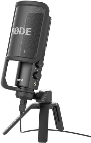 Rode NT-USB Best Microphone Singapore